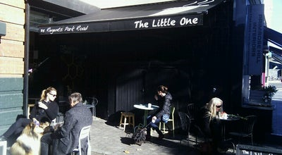 Photo of Coffee Shop The Little One at 115 Regents Park Rd., Primrose Hill NW1 8UR, United Kingdom