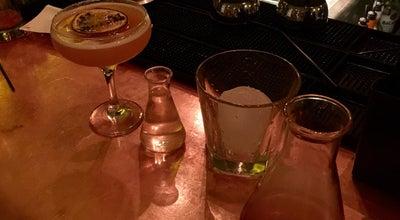 Photo of Cocktail Bar The Alchemist at 6 Bevis Marks, London EC3A 7BA, United Kingdom