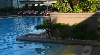 Photo of Pool Poolside, Shangrila Makati at Makati City, Philippines