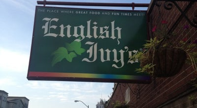 Photo of Gay Bar English Ivy's at 944 N Alabama St, Indianapolis, IN 46202, United States