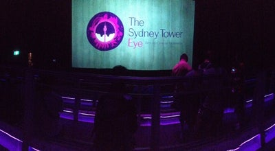 Photo of Movie Theater Sydney Tower Eye 4D Cinema Experience at 100 Market St., Sydney, NS 2000, Australia