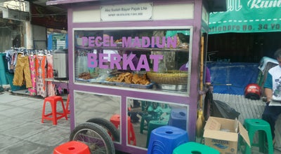 Photo of Breakfast Spot Nasi Pecel Madiun Berkat at Jl. Malioboro, Yogyakarta, Indonesia