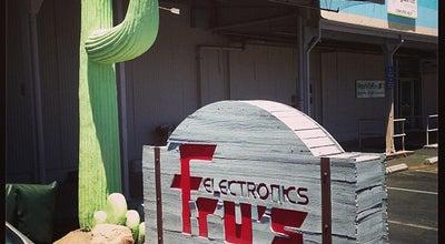 Photo of Electronics Store Fry's Electronics at 340 Portage Ave, Palo Alto, CA 94306, United States