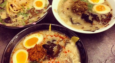 Photo of Japanese Restaurant Tonkotsu King Four Season at 158 Rochor Road, Singapore 188433, Singapore