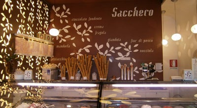 Photo of Ice Cream Shop Gelateria Sacchero at Via Vittorio Emanuele 32, Alba 12051, Italy