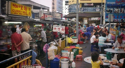 Photo of Food Truck New Lane Hawker Stalls at Lorong Baru, George Town 10400, Malaysia