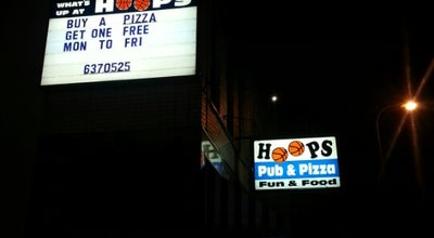 Photo of Pizza Place Hoops Pub & Pizza at 516 Main St, Peoria, IL 61602, United States