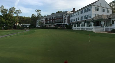Photo of Hotel Mid Pines Inn and Golf Club at 1010 Midland Rd., Southern Pines, NC 28387, United States