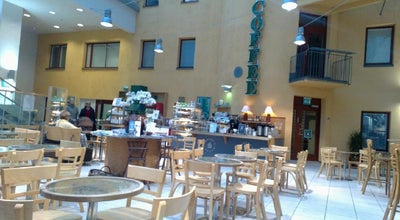 Photo of Coffee Shop Robert's Coffee at Kirkkokatu 16, Oulu 90100, Finland