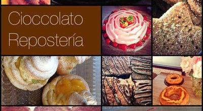 Photo of Bakery Cioccolato Repostería at Belisario Dominguez 705 Colonia Reforma, Oaxaca de Juárez 68050, Mexico