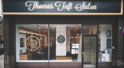 Photo of Salon / Barbershop Thomas Taft Salon at 1418 2nd Ave, New York, NY 10021, United States
