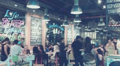 Photo of Restaurant kitchenette at Beachwalk, Badung 80361, Indonesia
