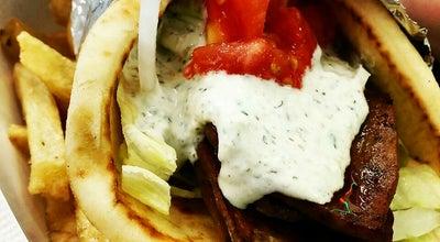 Photo of Mediterranean Restaurant Abraham's Gyros at 914 N Ocean Blvd, Myrtle Beach, SC 29577, United States