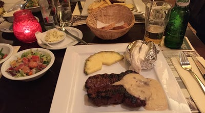 Photo of Argentinian Restaurant Grillmasters at Langestraat 54, Enschede 7511 HC, Netherlands
