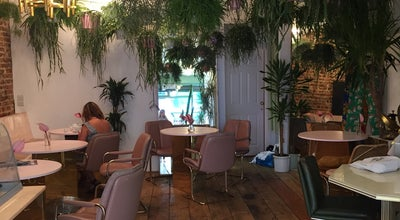 Photo of Cafe Palm Vaults at 411 Mare Street, United Kingdom