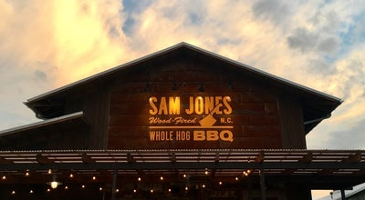 Photo of BBQ Joint Sam Jones BBQ at 715 W Fire Tower Rd, Winterville, NC 28590, United States