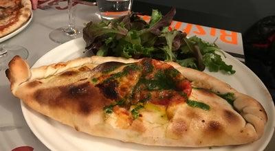 Photo of Italian Restaurant la gazzetta at 36 Avenue Félix Viallet, Grenoble 38000, France