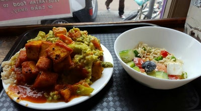 Photo of Vegetarian / Vegan Restaurant Govindas at Aungier St, Ireland