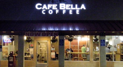 Photo of Coffee Shop Cafe Bella Coffee at 2115 Golf Course Rd Se #102, Rio Rancho, NM 87124, United States