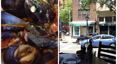 Photo of Seafood Restaurant Hank's Oyster Bar at 1026 King St, Alexandria, VA 22314, United States