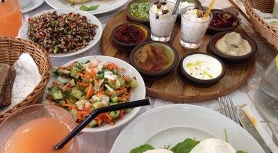 Photo of Cafe Café Louise (קפה לואיז) at 58 Moriah Ave., Haifa, Israel