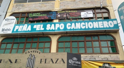 Photo of Music Venue El Sapo Cancionero at Naucalpan de Juárez, Mexico