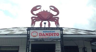 Photo of Seafood Restaurant Dandito Seafood   Restaurant at Jl.marsma Iwahyudi Gn.bakaran, Balikpapan, Indonesia