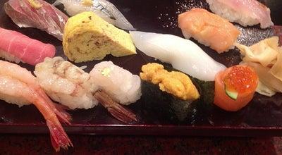 Photo of Sushi Restaurant まいもん寿司 金沢駅店 at 木ノ新保町1-1, 金沢市 920-0858, Japan