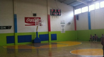 Photo of Basketball Court Gimnasio De Baloncesto Hernandez Giron at Canal Interceptor 206, Aguascalientes, Mexico