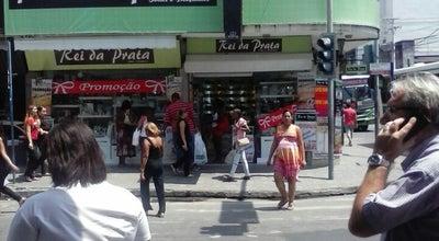 Photo of Jewelry Store Rei da Prata Jóias at Av. Govermador Amaral Peixoto, 569, Nova Iguaçu, Centro, Brazil