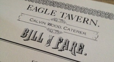 Photo of American Restaurant Eagle Tavern at Greenfield Village, Dearborn, MI 48124, United States