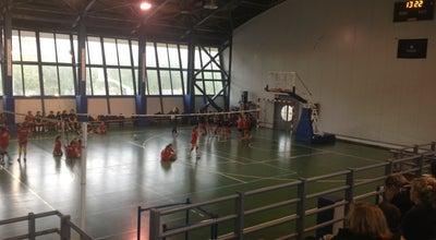 Photo of Basketball Court Σχολικό Κλειστό Γυμναστήριο 2ου Γυμνασίου Μοσχάτου at Greece