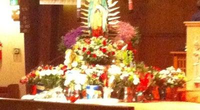 Photo of Church Holy Family Catholic Church at 1510 5th St, Missouri City, TX 77489, United States