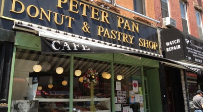 Photo of Donut Shop Peter Pan Donut & Pastry Shop at 727 Manhattan Ave, Brooklyn, NY 11222, United States