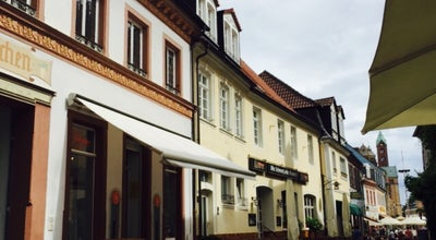 Photo of Gastropub Weinstube Rabennest at Korngasse 5, Speyer 67346, Germany