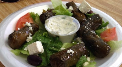 Photo of Greek Restaurant Gyros Place at 1829 N Power Rd, Mesa, AZ 85207, United States