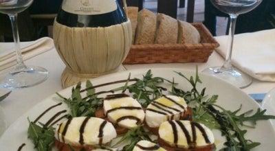 Photo of Italian Restaurant Mare e Monti at Rúa Eduardo Pondal, 8, Pontevedra 36003, Spain
