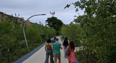 Photo of Trail The 606 — Western Terminus at Ridgeway & Bloomingdale, Chicago, IL, United States