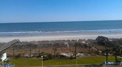 Photo of Hotel Avista Resort at 300 N Ocean Blvd, North Myrtle Beach, SC 29582, United States