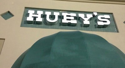 Photo of Burger Joint Huey's Restaurant at 1771 N Germantown Pkwy, Cordova, TN 38016, United States
