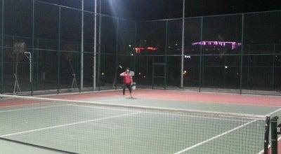 Photo of Tennis Court Karabük Yüzme Havuzu Tenis Sahası at Turkey