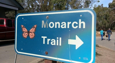 Photo of Park Monarch Grove at Natural Bridges State Park at Santa Cruz, CA 95060, United States