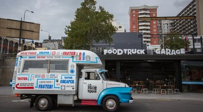 Photo of Food Truck Food Truck Garage at Shed 1, City Works Depot, 90 Wellesley Street West, Auckland 1010, New Zealand