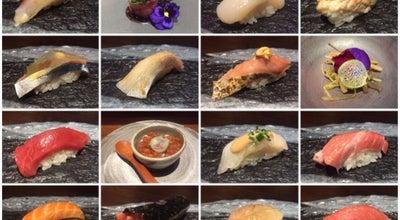 Photo of Sushi Restaurant Kosaka at 220 W 13th St, New York, NY 10011, United States