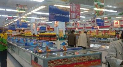 Photo of Supermarket hypermart at Palu Grand Mall, Palu, Indonesia