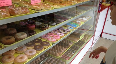 Photo of Bakery Ferguson Road Donuts at 8541 Ferguson Rd, Dallas, TX 75228, United States