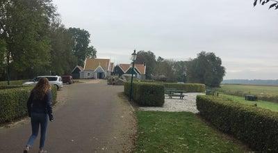Photo of Historic Site Schokland (UNESCO World Heritage) at Schokland, Middelbuurt, Netherlands