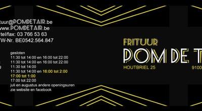 Photo of Food Pom Detair at Houtbriel 25, Sint-Niklaas 9100, Belgium