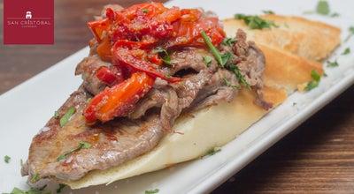 Photo of Tapas Restaurant San Cristóbal Gastrobar at Plaza De La Concepción, 24, San Cristóbal de La Laguna 38200, Spain