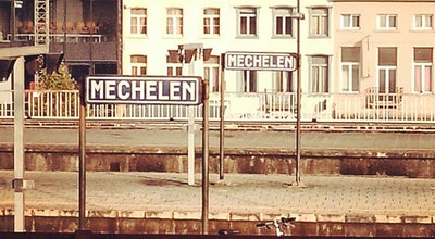 Photo of Train Station Station Mechelen at Koning Albertplein 2, Mechelen 2800, Belgium